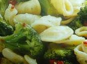 pasta broccoli peperoncino