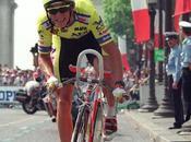 Nascita manubrio moderno Tour France 1989