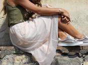 Nonsolomoda#40: gonna tulle sneakers glitterate