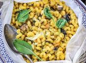 Pasta autunnale cartoccio...& storie mense scolastiche italiane.
