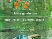 Chiara Gamberale Quattro etti d'amore, grazie. libro innamorati.