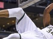 protagonisti della settimana NBA: Antetokounmpo l'oro Bucks, Porter cresce nella crisi Wizards