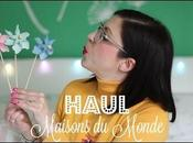 [Video] HAUL Maisons Monde