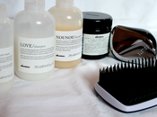 BELLEZZA Haircare routine Davines Tangle Teezer