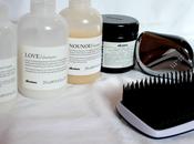 BELLEZZA Haircare routine Davines Tangle Teezer