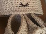 Completi scarpine cappellino rosa beige...