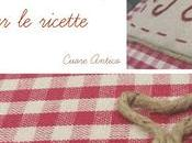 Quaderno country ricette...