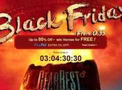 Black Friday Gearbest arrivato! Tutte promozioni