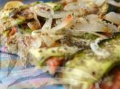 Pizza Finocchi specialita' vegana