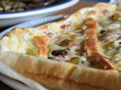 Pizza sfoglia ripieno sorpresa