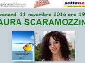 """Tiziana Viganò presenta """"Happy hour l'autore"""" Laura Scaramozzino"""