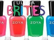 Ultra brites, capsule collection Summer 2016 firmata Zoya
