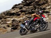 Suzuki SV650 moto