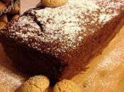 Plumcake amaretti cioccolato