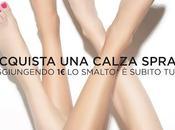 BEAUTY: Diego Dalla Palma Promozione calze spray