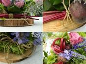 Flowers vegetables