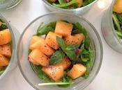 ricette veloci light Melone