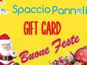 Natale fuori dagli schemi: regala Gift Card Spaccio Pannolini