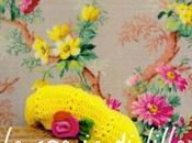 Baschetto crochet, schema Crochet basque, free pattern