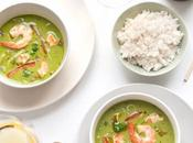 Curry verde thai gamberi calice Bastianich Plus