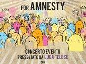 Freedom Party Amnesty mercoledì Aprile Roma: musica