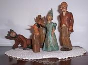PINOCCHIO collezione legno 1954