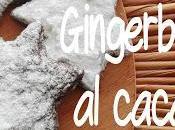 Gingerbread cacao strofinatina zenzero