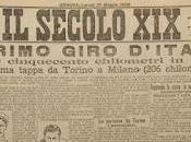primo Giro d'Italia