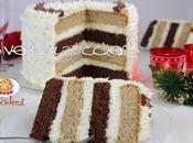 Tutorial ricetta: torta cannella cioccolato cheese cream dolcidee.it