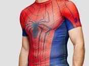 magliette compressione supereroi