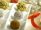 Dessert Natale: sfiziose palline cioccolato.