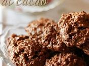 """Brutti buoni cacao Chocolate """"Brutti Buoni"""" cookies"""