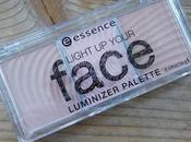 Essence LIGHT YOUR FACE luminizer palette