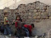 Unicef: 4000 bambini nella trappola Aleppo