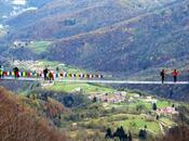 ponte tibetano Pasubio rifugio Campogrosso