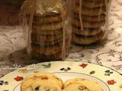 Biscotti senza uova all'arancia candita pistacchi