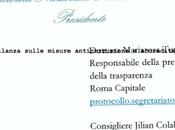 Municipio della Vergogna. assessori conflitto d'interessi. parere dell'Anac