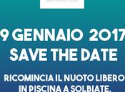 gennaio 2017 Ricomincia nuoto libero Piscina Solbiate.