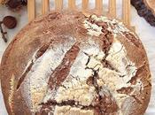 Pane semintegrale alla farina castagne