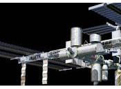 misurazione potenziali alta tensione sulla Stazione Spaziale Internazionale