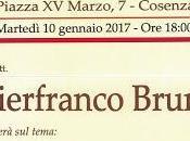 Cosenza Pirandello. gennaio Pierfranco Bruni all'Accademia Cosentina Lectio Magistralis Luigi Pirandello inconsueto
