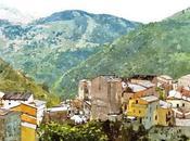 Calabria: Tortora, paese della Zafarana