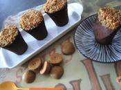 Tortini semifreddi cioccolato zucca crumble speziato: sfide quotidianità