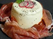 Panna cotta Parmigiano