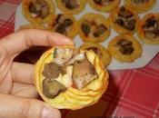 Pizzette patate funghi porcini