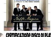 Notte Magica Volo disco Platino