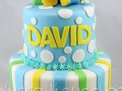 Torta Baby Topolino Disney pasta zucchero primo compleanno