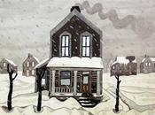 L'inverno secondo Charles Burchfield