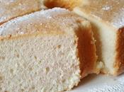 Angel Food Cake aroma limone, vaniglia mandorla