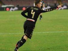 Coppa Italia: bene Napoli, vincono (soffrendo) Juve, Fiorentina Milan